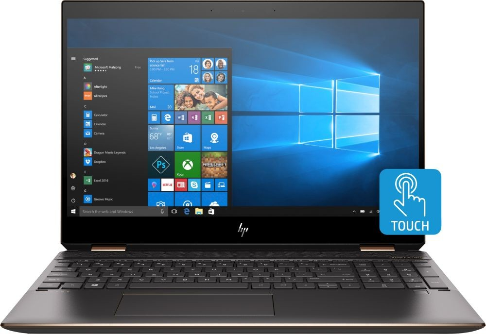 HP Spectre 15-df0037ur x360