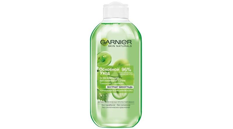 "Garnier-Skin-Naturals-""Основной-уход"""