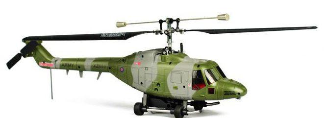 Hubsan Westland Lynx FPV 2.4G - H101F