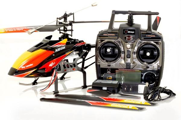 WL Toys V913 Sky Dancer 4CH 2.4GHZ
