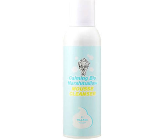 Calming-Bio-Marshmallow-Mousse-Cleanser
