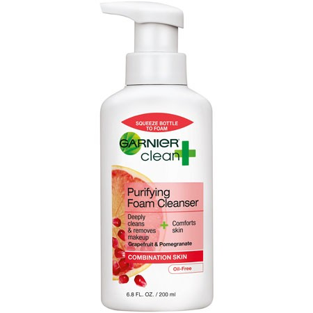 Garnier-Clean-Purifying-Cleanser-Foam