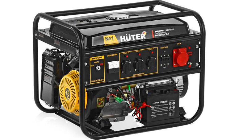 Huter-DY8000LX