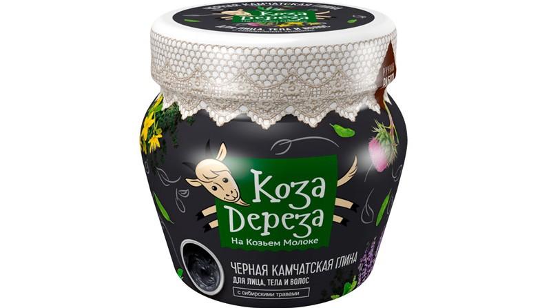 Коза-Дереза-Черная-Камчатская