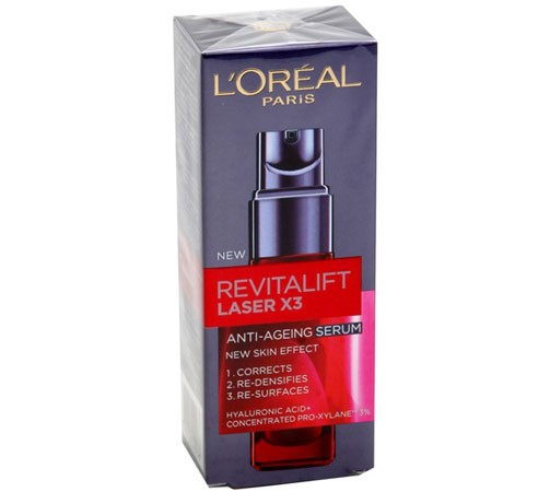 L'OREAL-PARIS-Revitalift-Лазер-x3