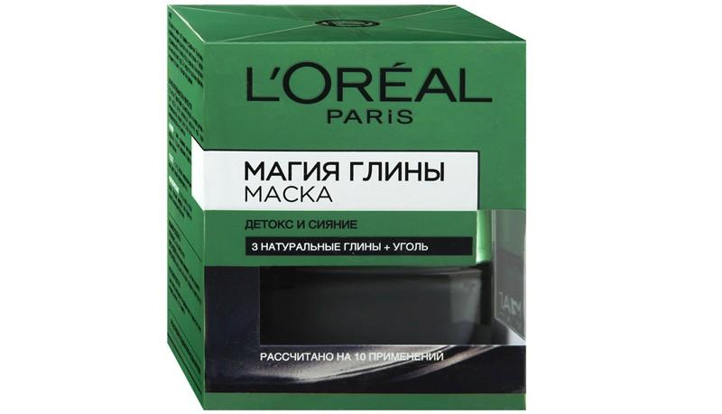 Loreal-Магия-Глины-Детокс-и-Сияние