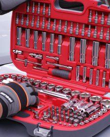 Рейтинг ТОП 7 лучших наборов инструментов для авто