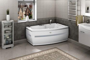 Рейтинг ТОП 7 лучших акриловых ванн: отзывы, цена