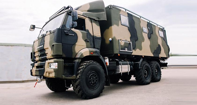 АВТОДОМ-КАМАЗ-43118