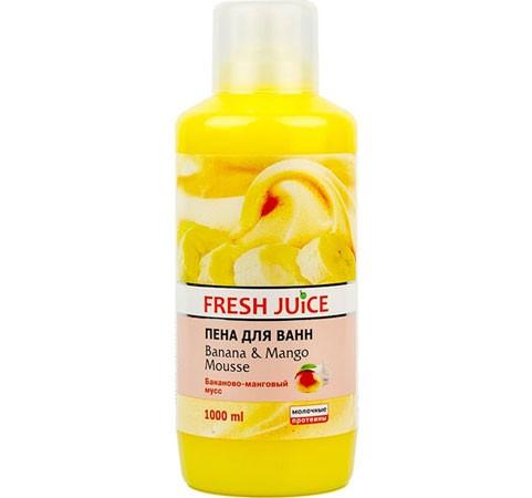 Fresh-Juice-Banana&Mango-mousse